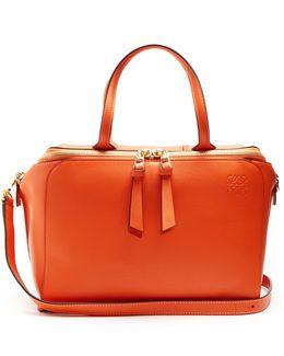 Zipper Leather Bag