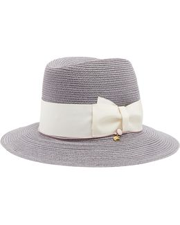 Hemp-straw Panama Hat