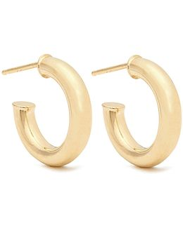 Yellow-gold Earrings
