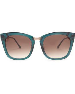 Narcissy Cat-eye Sunglasses
