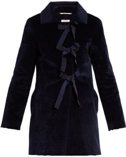 Helena Faux-fur Coat