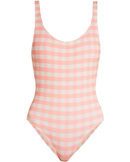 The Anne-marie Gingham Swimsuit