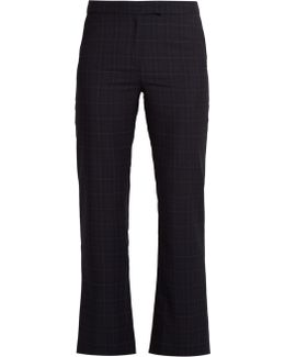 Yasmin Wool Trousers
