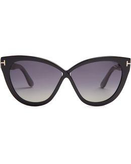 Arabella Cat-eye Sunglasses