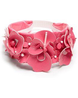 Embellished Floral Headband