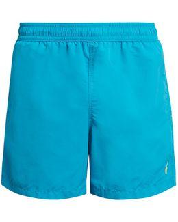 "Hawaiian 5"" Swim Shorts"