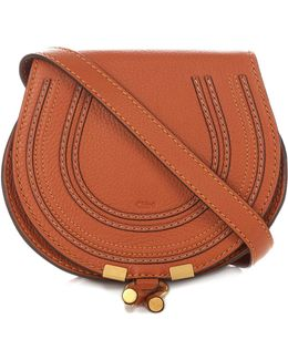 Marcie Small Leather Cross-body Bag
