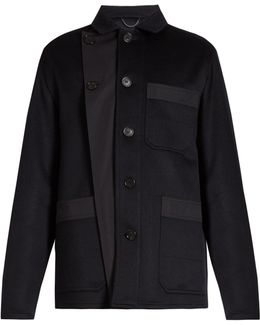 Double-faced Cashmere Jacket
