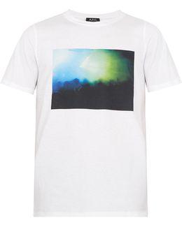 Gig Cotton-jersey T-shirt