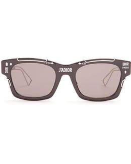 J'a Acetate Sunglasses