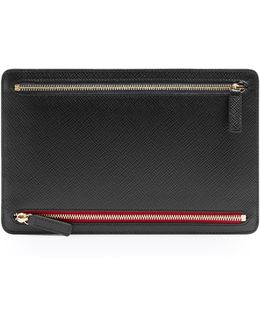 Panama Leather Currency Wallet