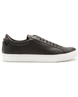Urban Street Low-top Leather Trainers