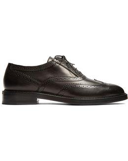 Gennie Leather Brogues