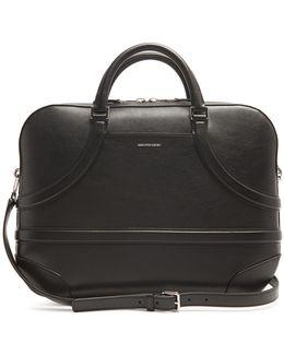 Essential Leather Briefcase