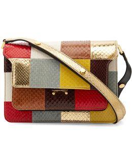 Trunk Medium Elaphe Shoulder Bag