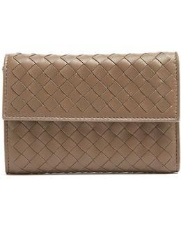 Intrecciato Bi-fold Wallet