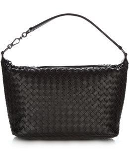 Intrecciato Small Shoulder Bag