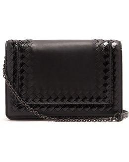 Montebello Leather Shoulder Bag