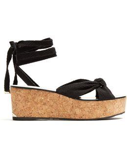 Norah Rope Flatform Sandals