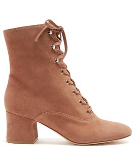 Mackay Suede Ankle Boots