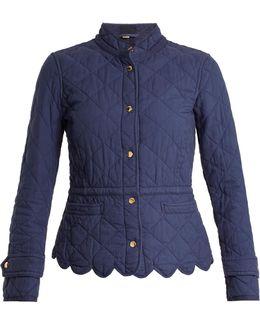 Wenlock Quilted-cotton Jacket