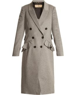 Trentwood Wool And Cashmere-blend Coat