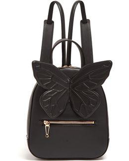 Kiko Leather Backpack