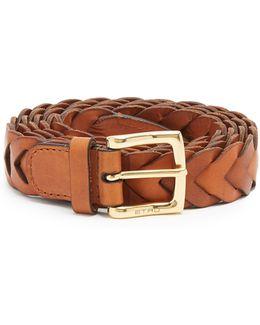 Wrap Leather Belt