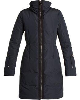 Alnus High-neck Down-filled Coat