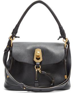 Owen Leather Shoulder Bag