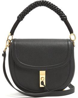 Ghianda Leather Shoulder Bag