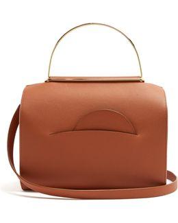 No.1 Leather Shoulder Bag