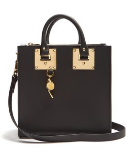 Albion Square Leather Bag