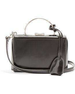 Grace Mini Leather Box Bag