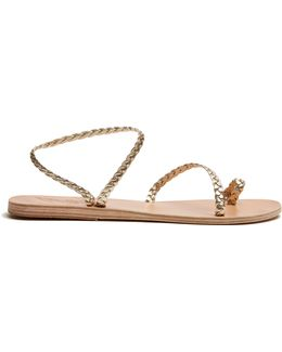 Yianna Leather Sandals