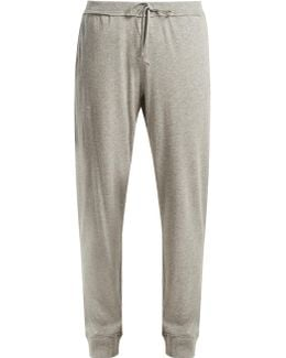 Cotton-jersey Trousers
