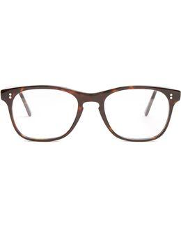 1235 Square-frame Glasses