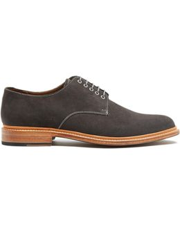 Finlay Suede Derby Shoes