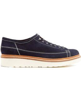 Inigo Raised-sole Derby Shoes