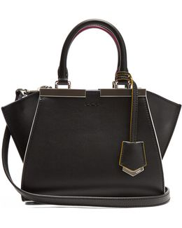 3jours Small Leather Cross-body Bag