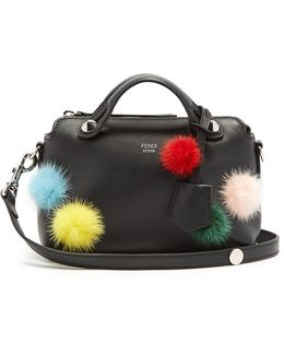 By The Way Mini Embellished Leather Cross-body Bag