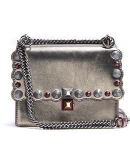 Kan I Small Leather Cross-body Bag
