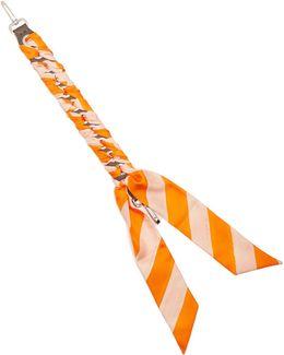 Strap You Whipstitched-ribbon Short Bag Strap