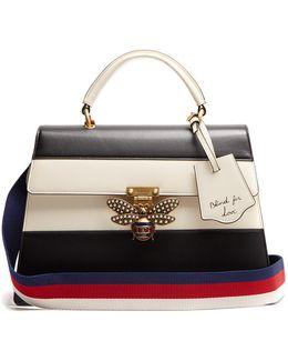Queen Margaret Leather Shoulder Bag