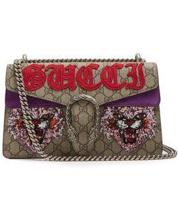 Dionysus Gg Supreme Embellished Shoulder Bag