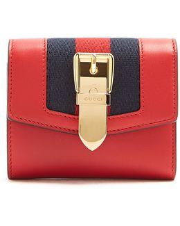 Sylvie Leather Wallet
