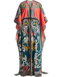 Asso Drawstring-waist Dress