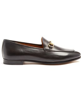 Jordaan Classic Leather Loafers