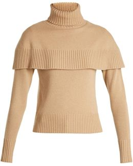 Iconic Roll-neck Cashmere Sweater