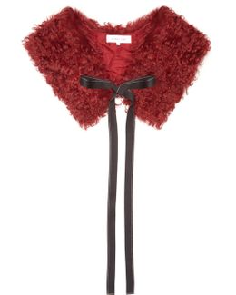 Mongolian-fur Collar